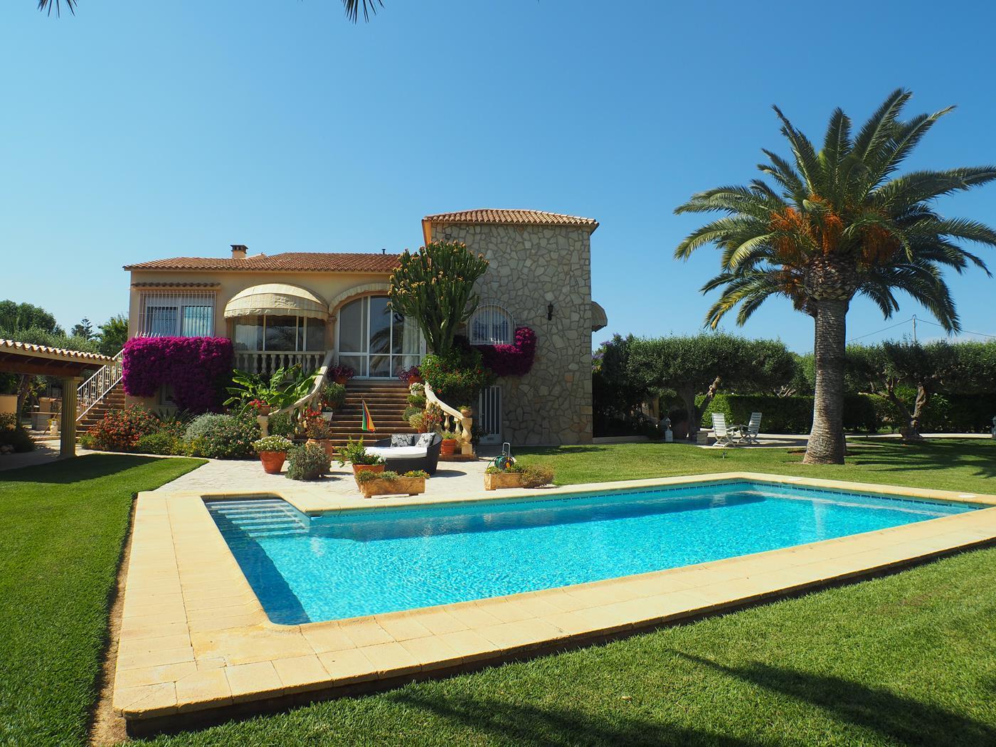 villa en denia · residential-development 790000€