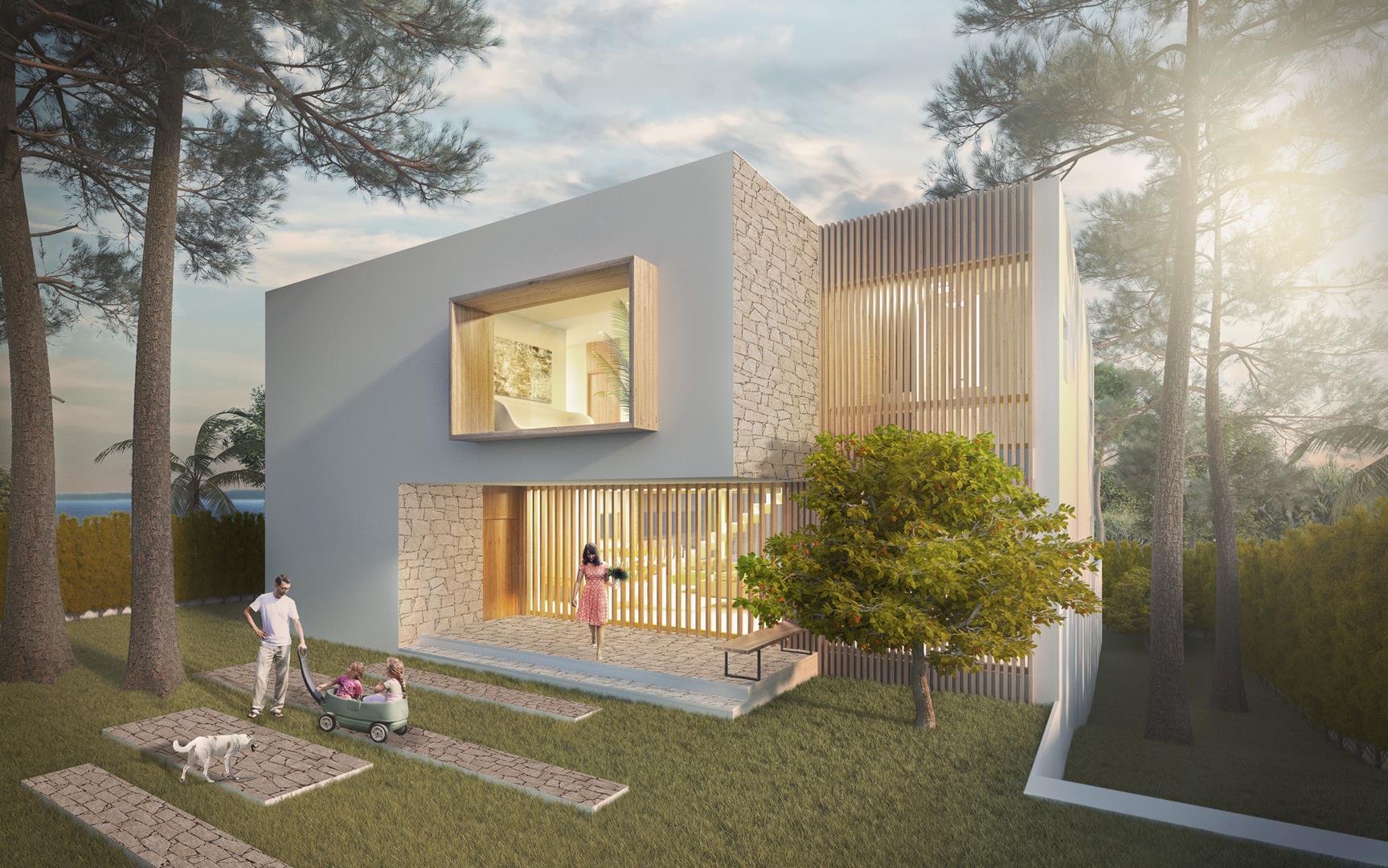 villa en moraira · san-jaime 1200000€