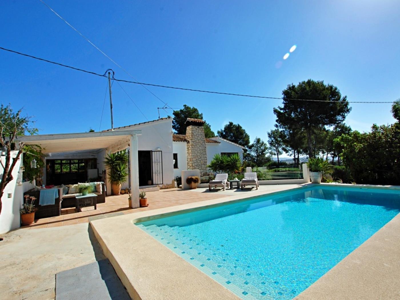 villa en benissa · urbanisation 449000€