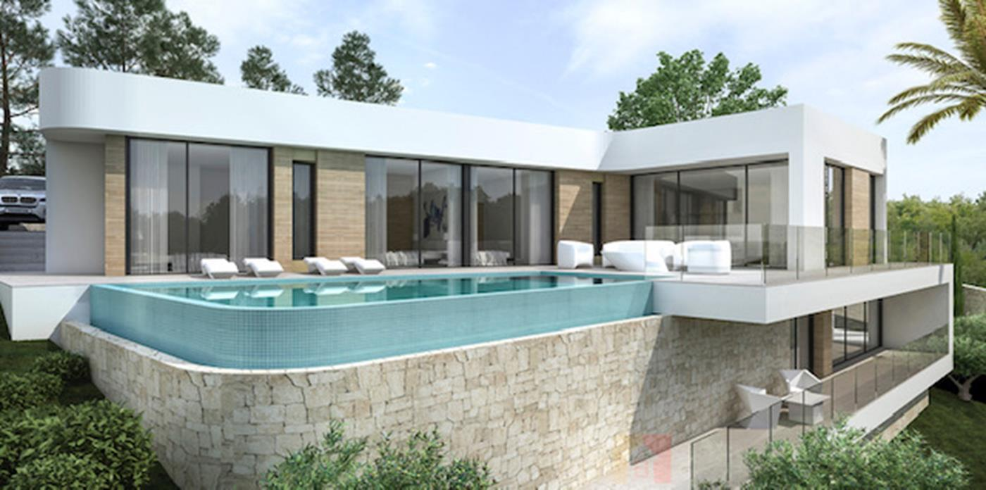 new-construction en moraira ·  995000€