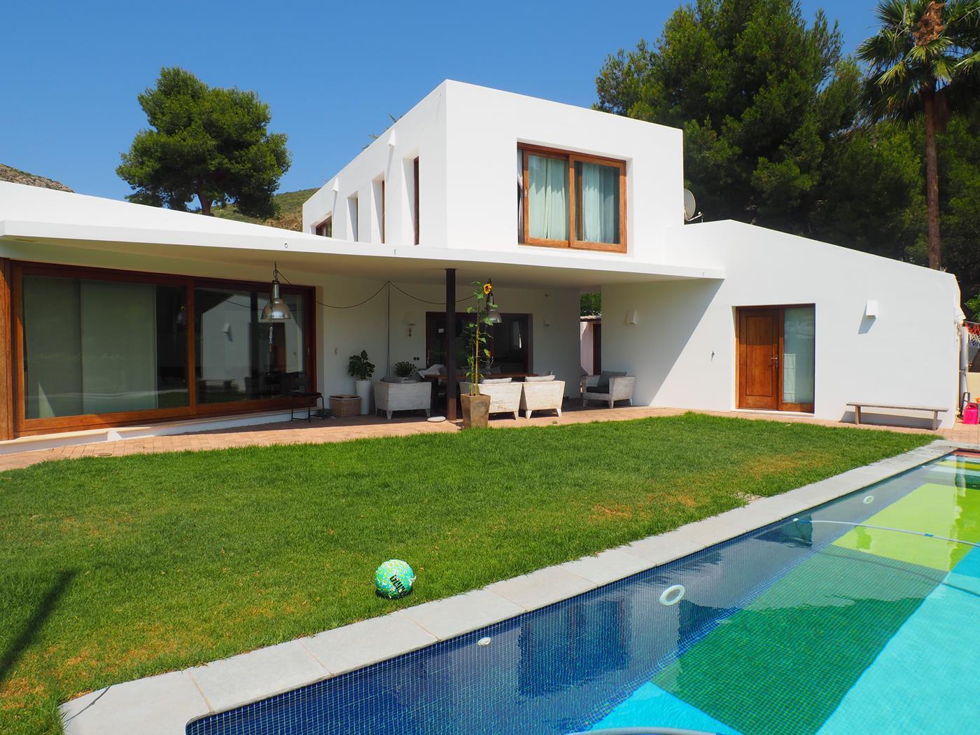 villa en moraira ·  735000€