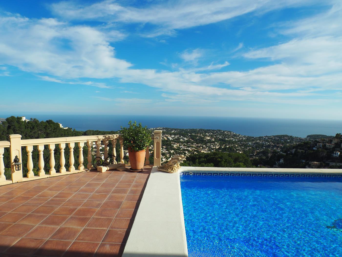 villa en teulada · benimeit 1122000€