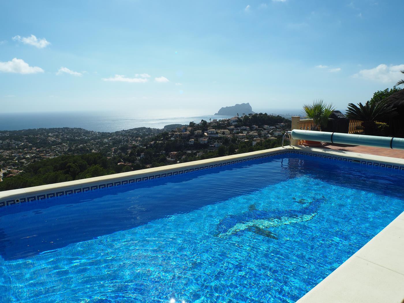 villa en moraira · benimeit 1122000€