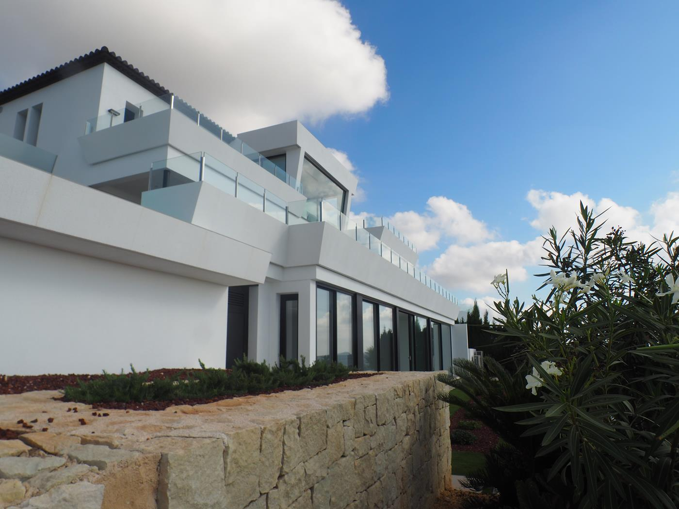 new-construction en benissa · la-fustera 2690000€
