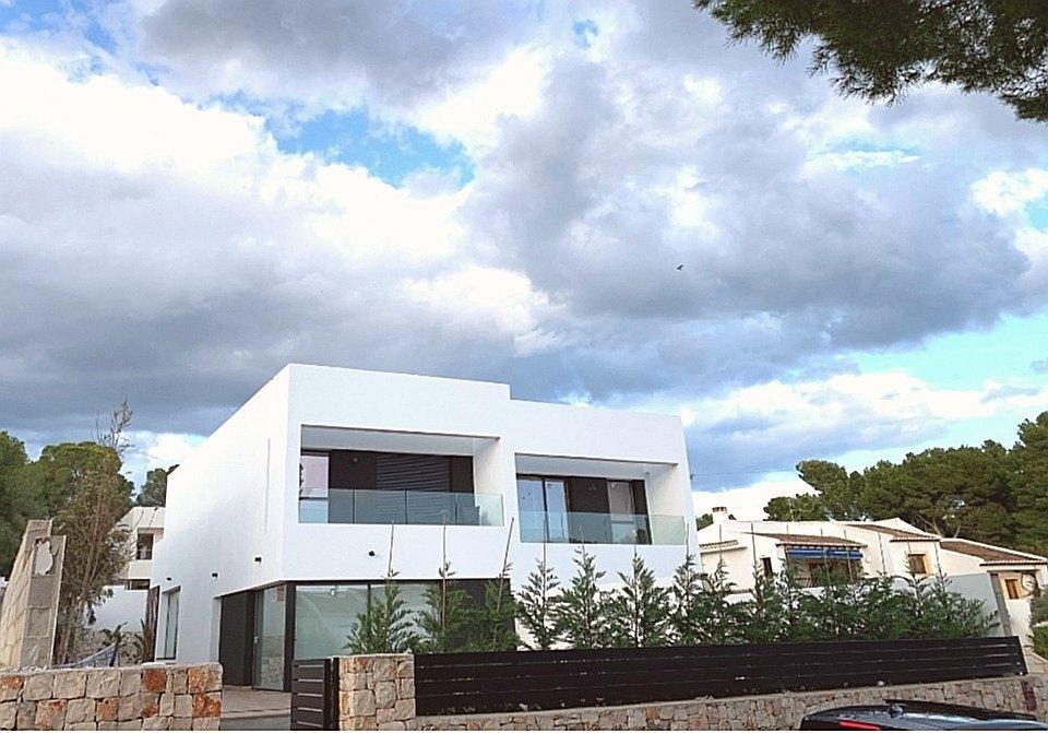 new-construction en moraira ·  699000€