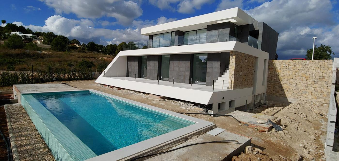 new-construction en moraira ·  1280000€