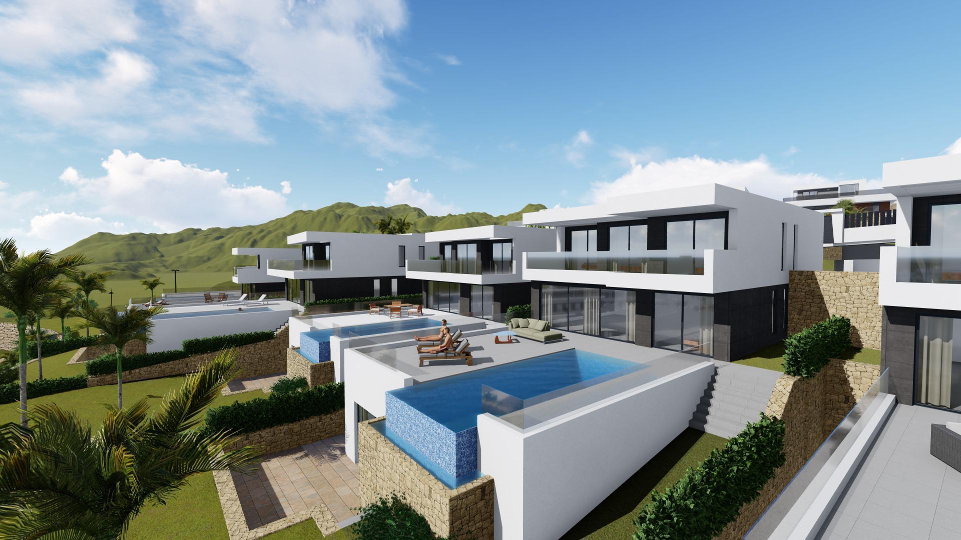 villa en benidorm ·  580000€