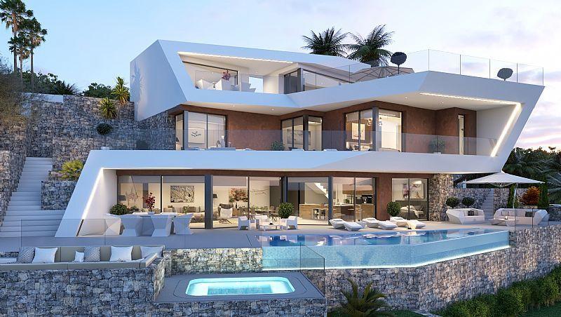 villa en benissa · casco-urbano 1750000€