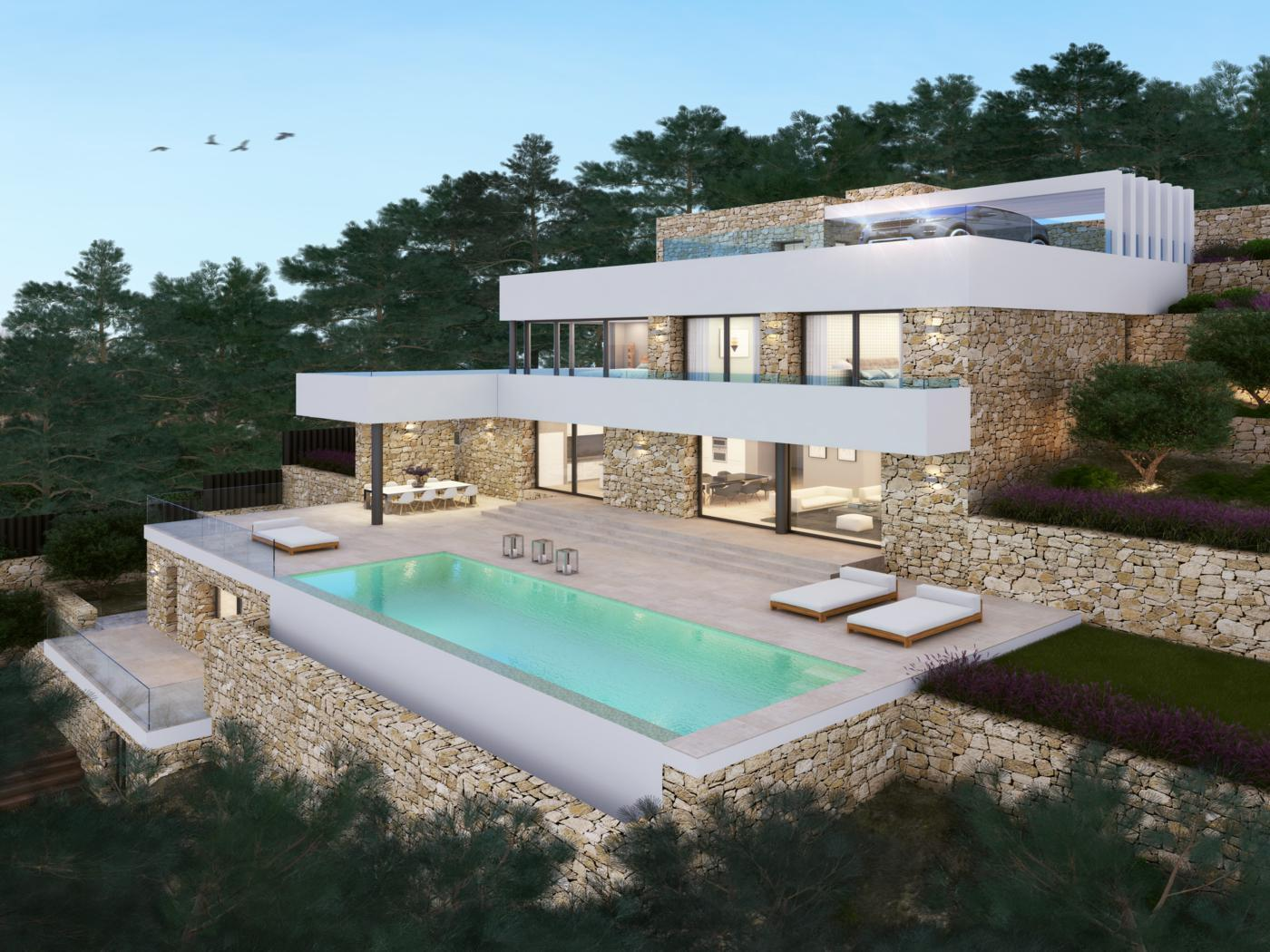Fotogallerij - 1 - Exceptional homes in the Costa Blanca. Unparalleled Service. Exceptional properties in the Costa Blanca
