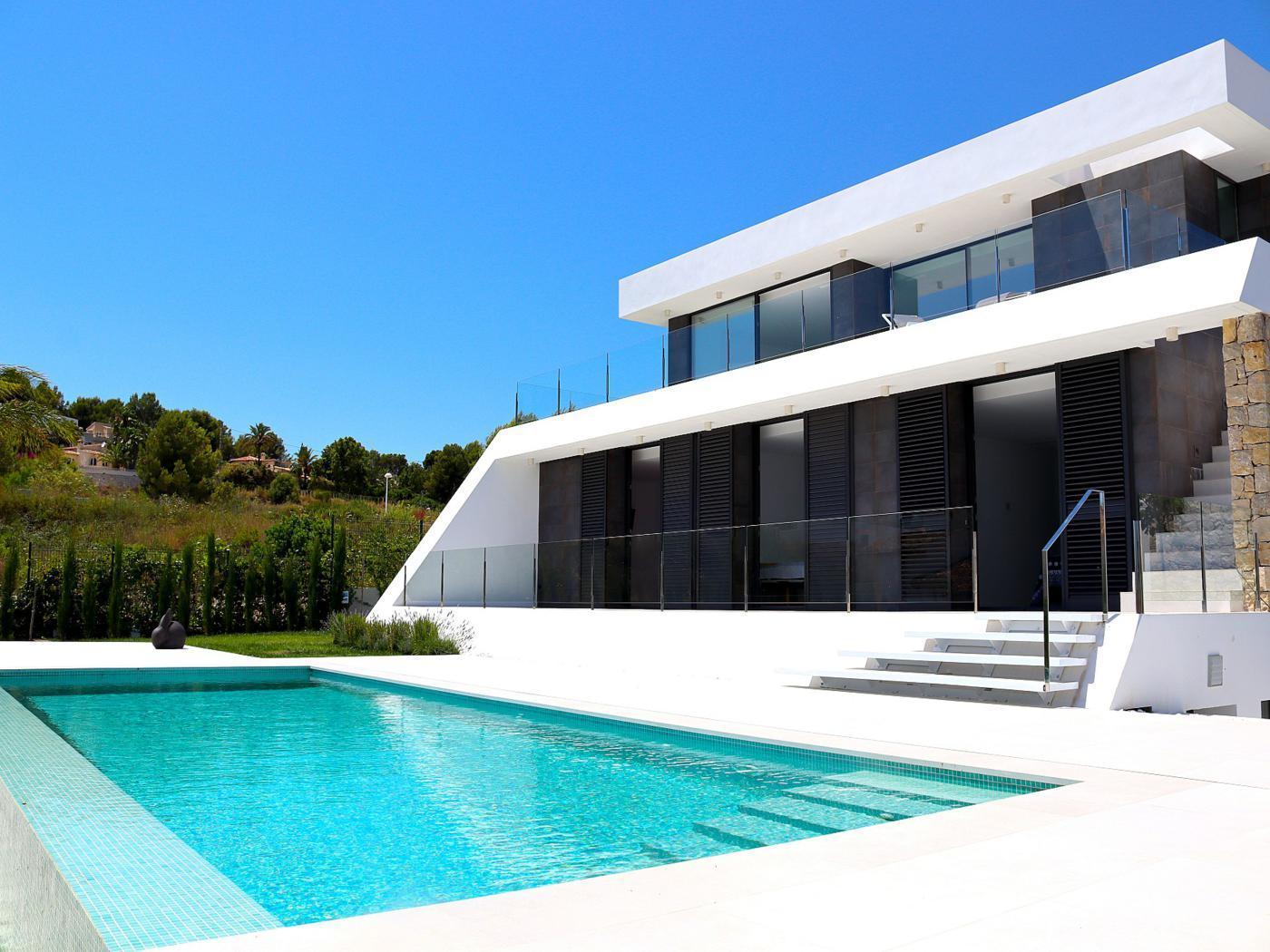 villa en moraira · la-sabatera 1380000€