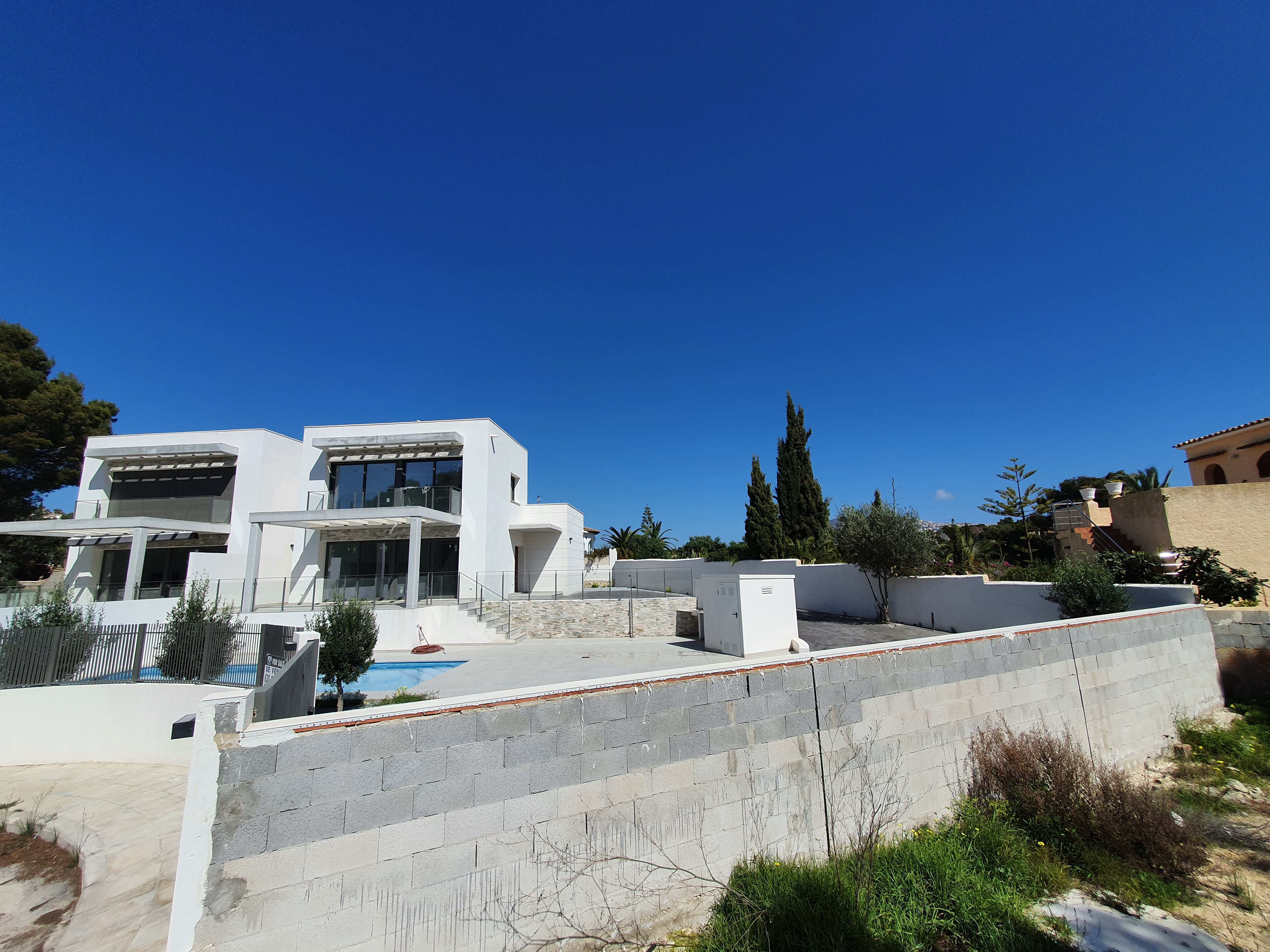 villa en moraira · pinar-del-advocat 495000€