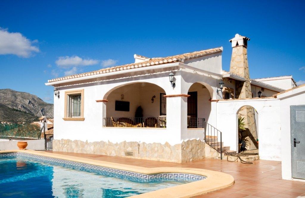 villa en orba · la-foya 335000€