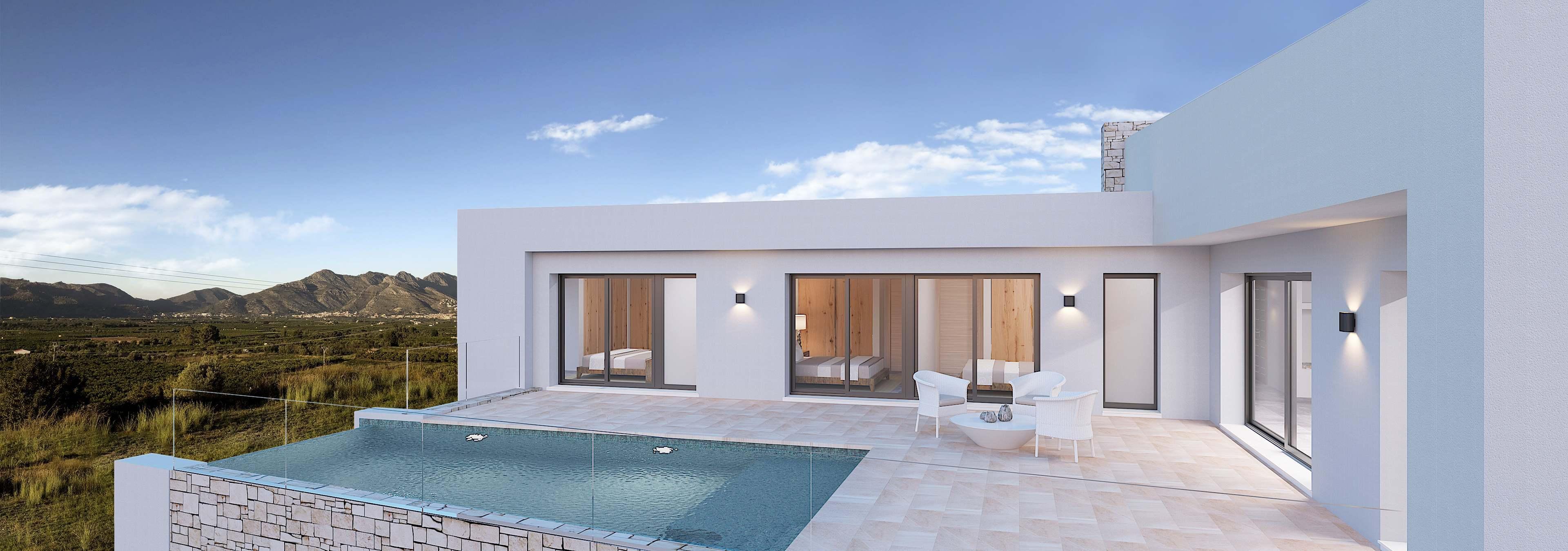 villa en orba · la-foya 395000€