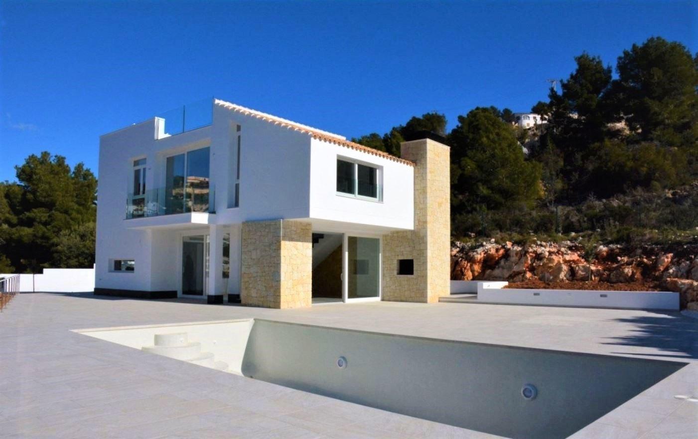 villa en moraira ·  795000€