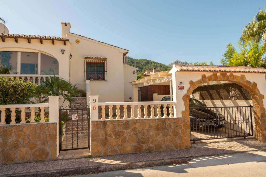 villa en orba · urb-palmeria 260000€