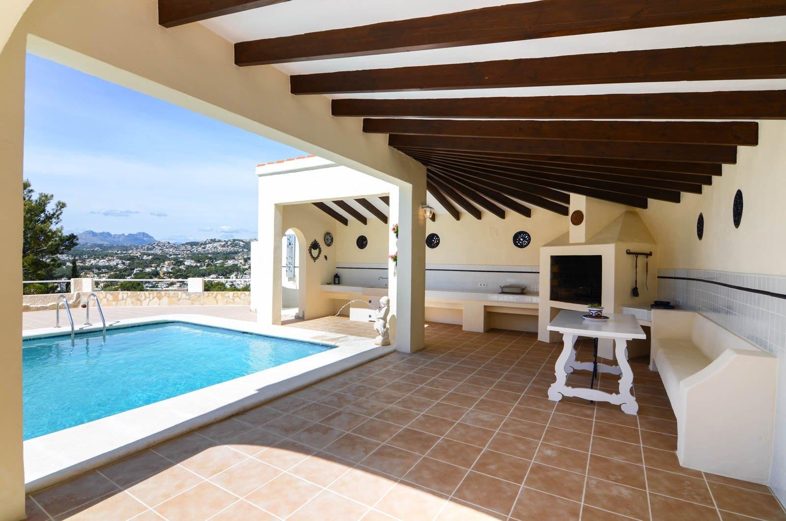 villa en moraira ·  957000€