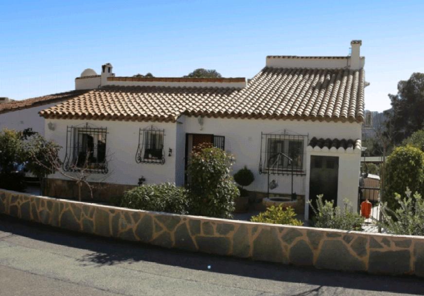 villa en alcalali ·  195000€