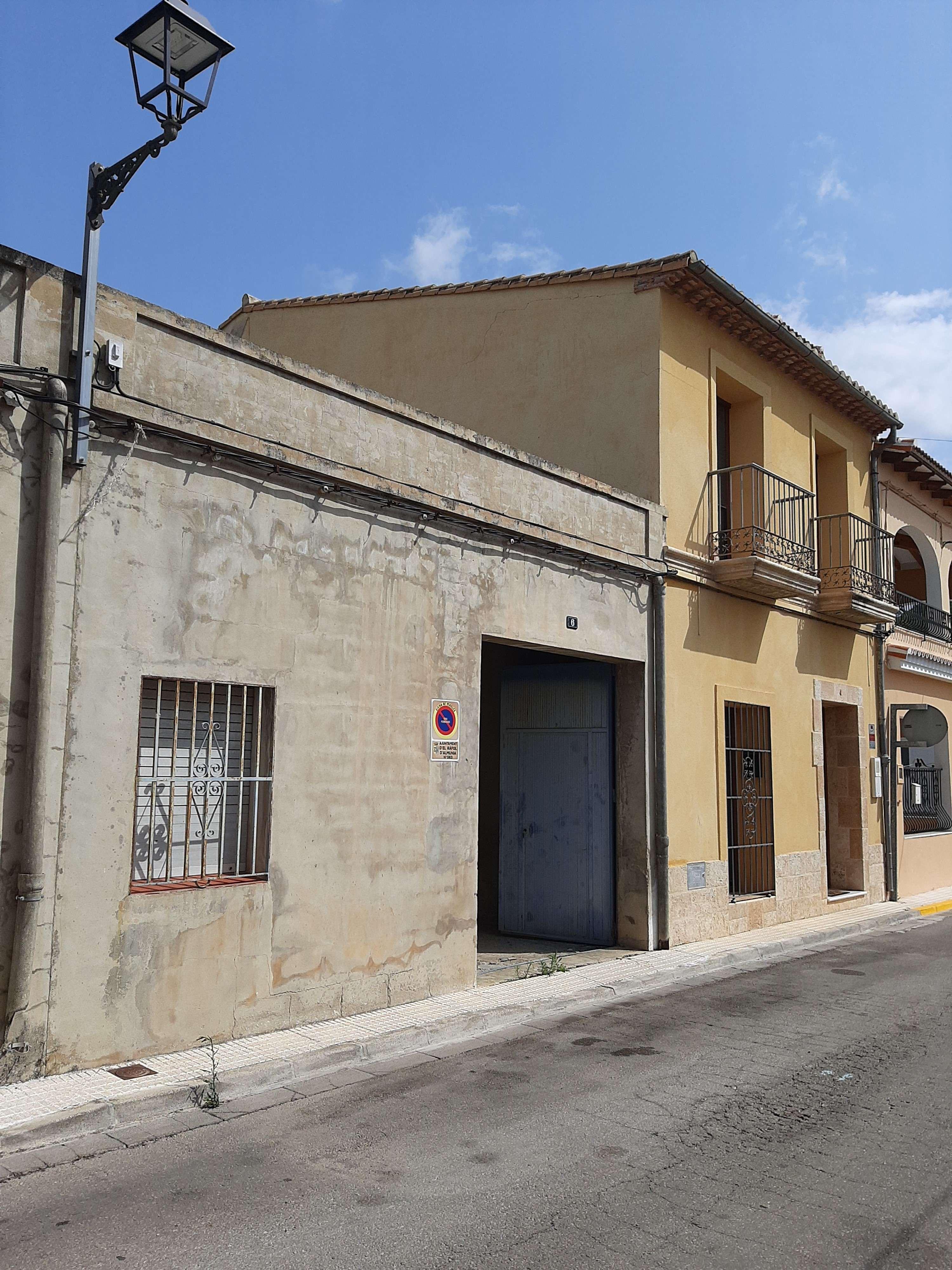 casa-de-pueblo en rafol-d'almunia · 60000€