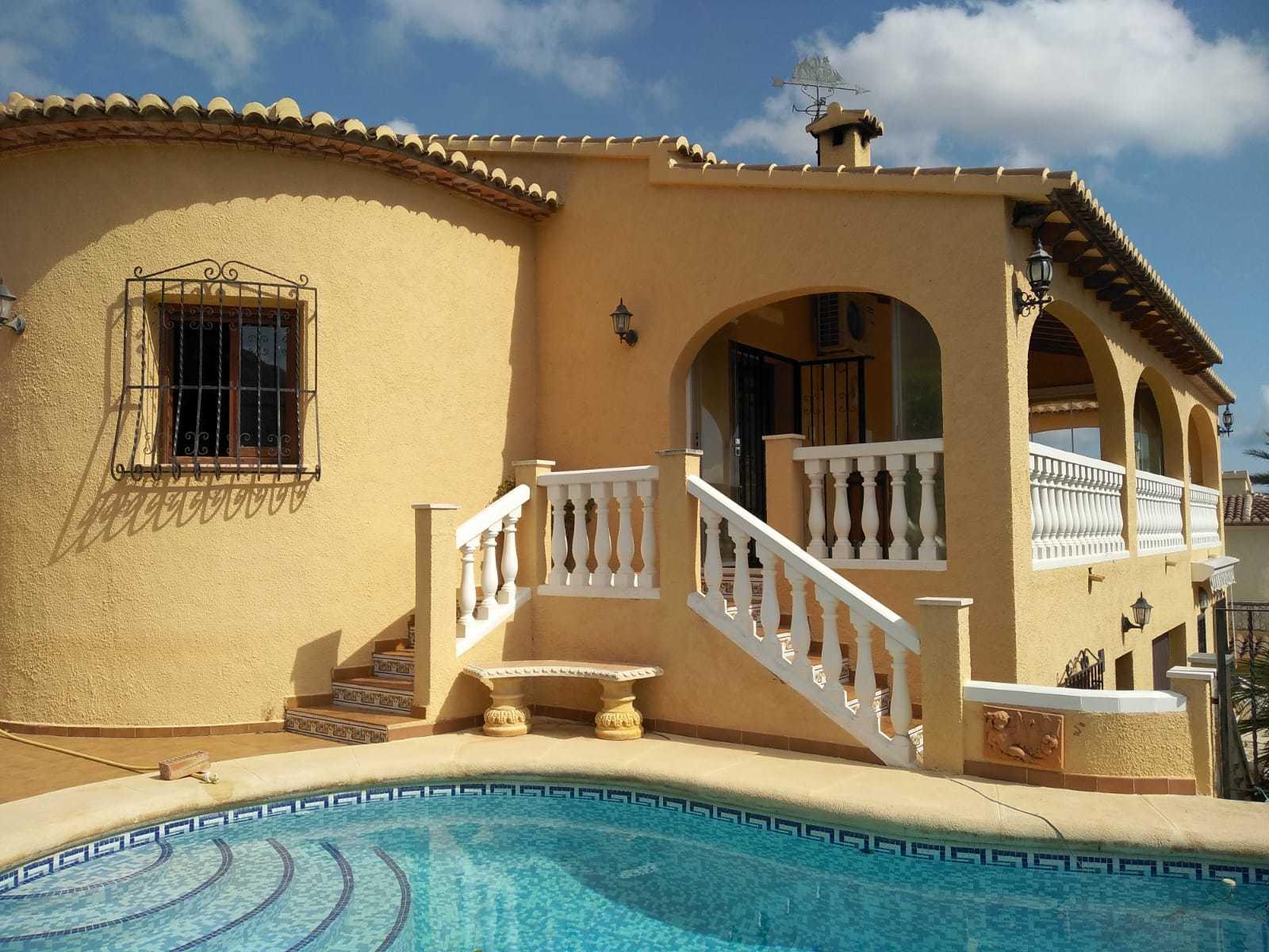 villa en orba · urb-palmeria 295000€