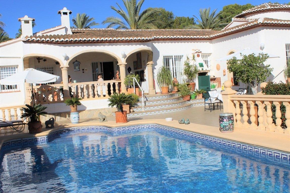 villa en moraira · moravit 850000€