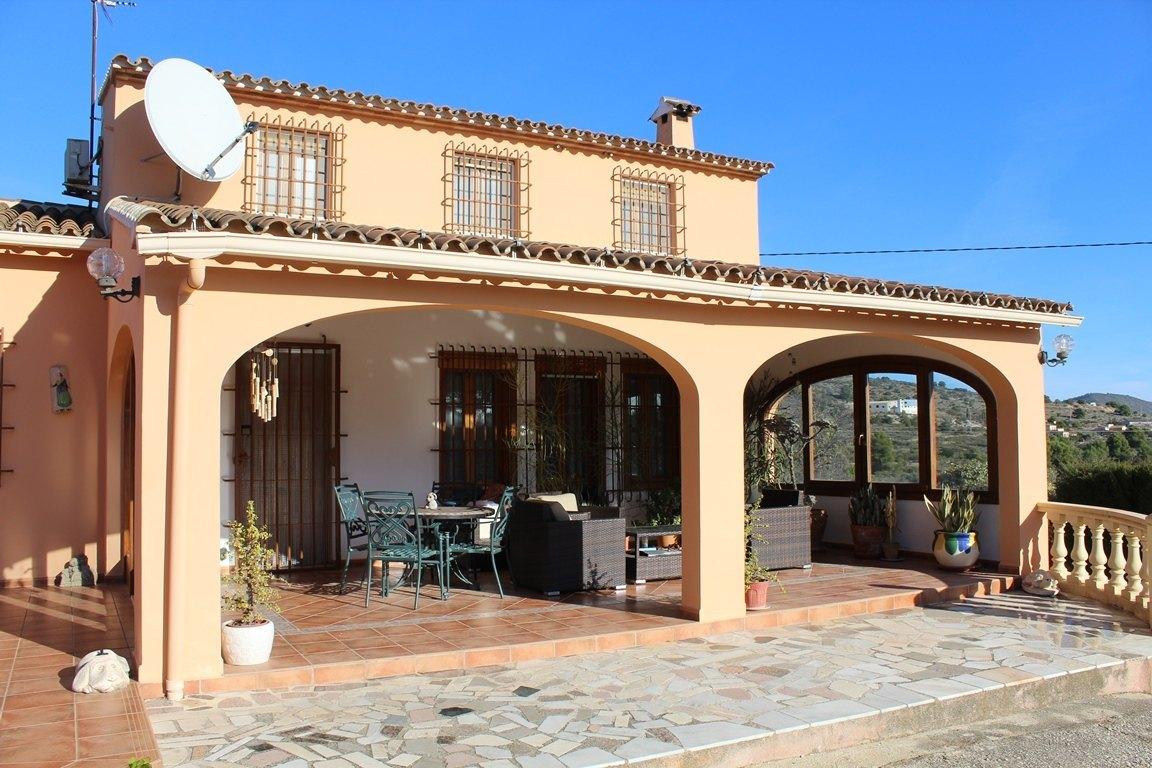 landhaus en benissa ·  439000€