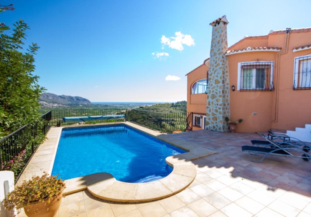 villa en orba · el-aspre 269000€
