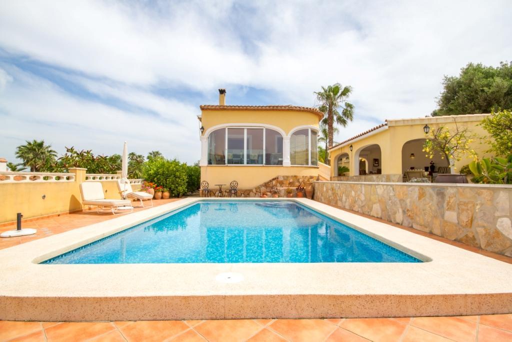 villa en orba · el-aspre 325000€