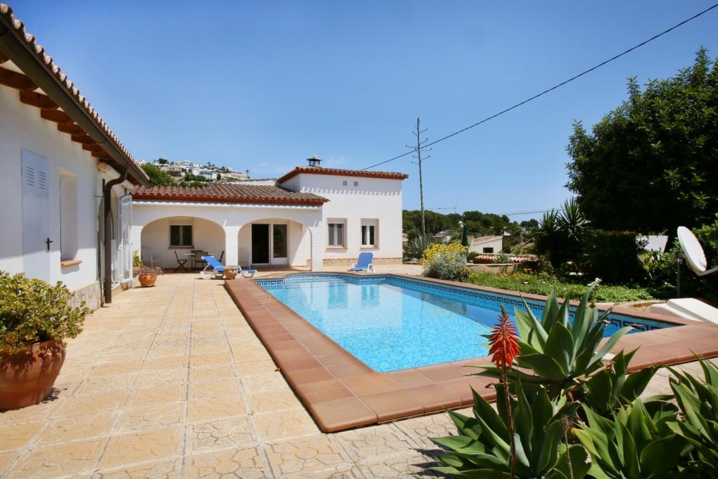 villa en moraira ·  420000€