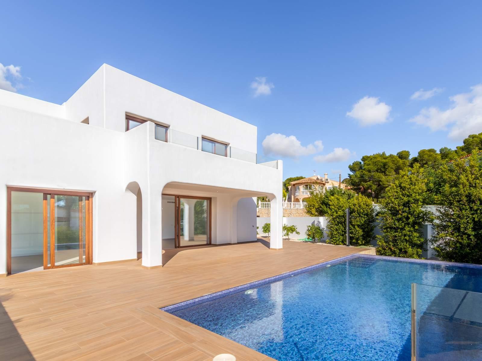 villa en calpe · les-bassetes 659000€