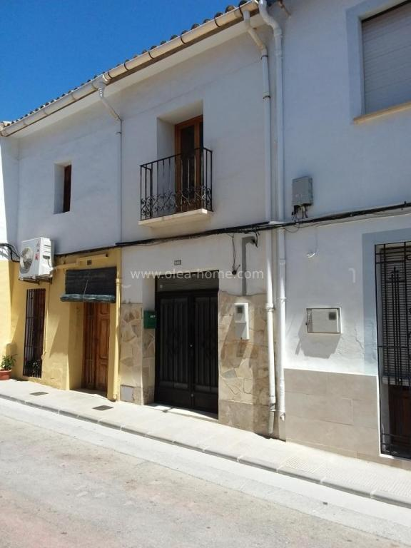 village-house en sagra ·  65000€