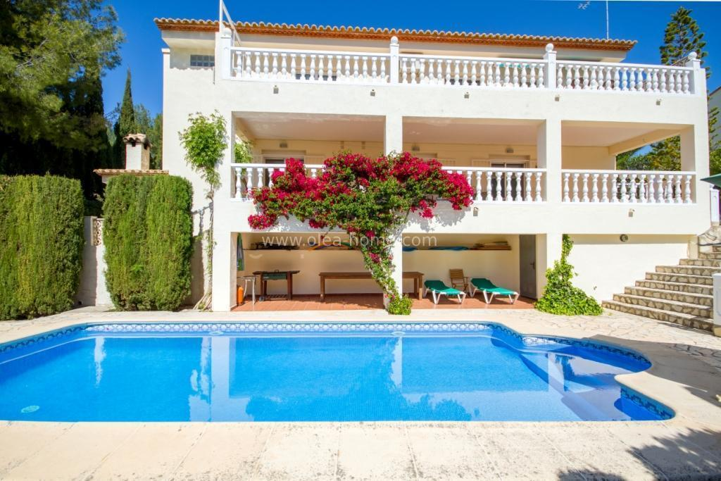 villa en orba · tossal 550000€