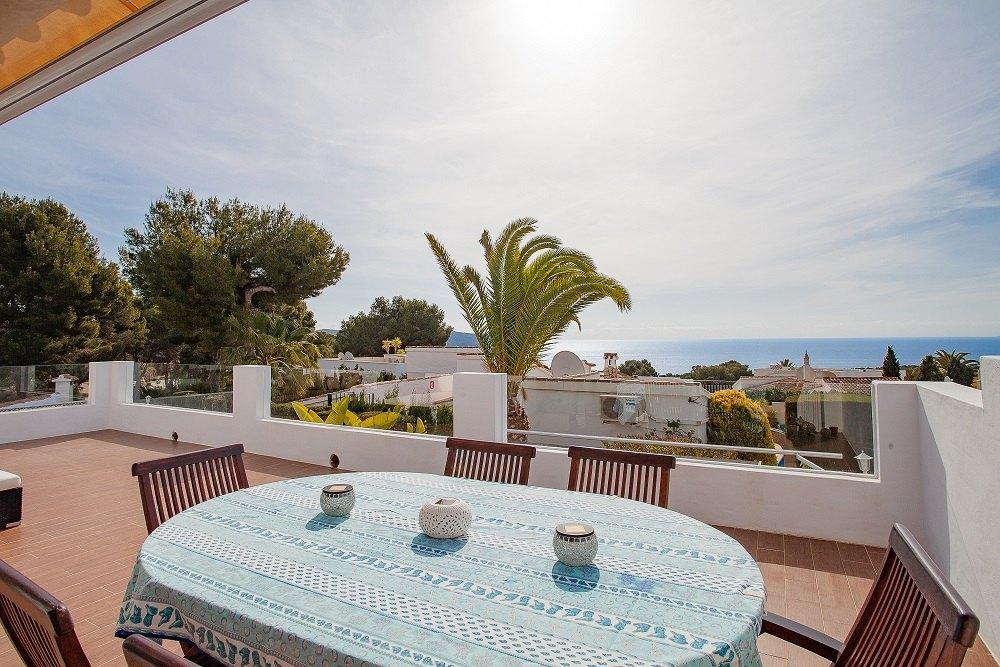 villa en moraira · moravit 525000€
