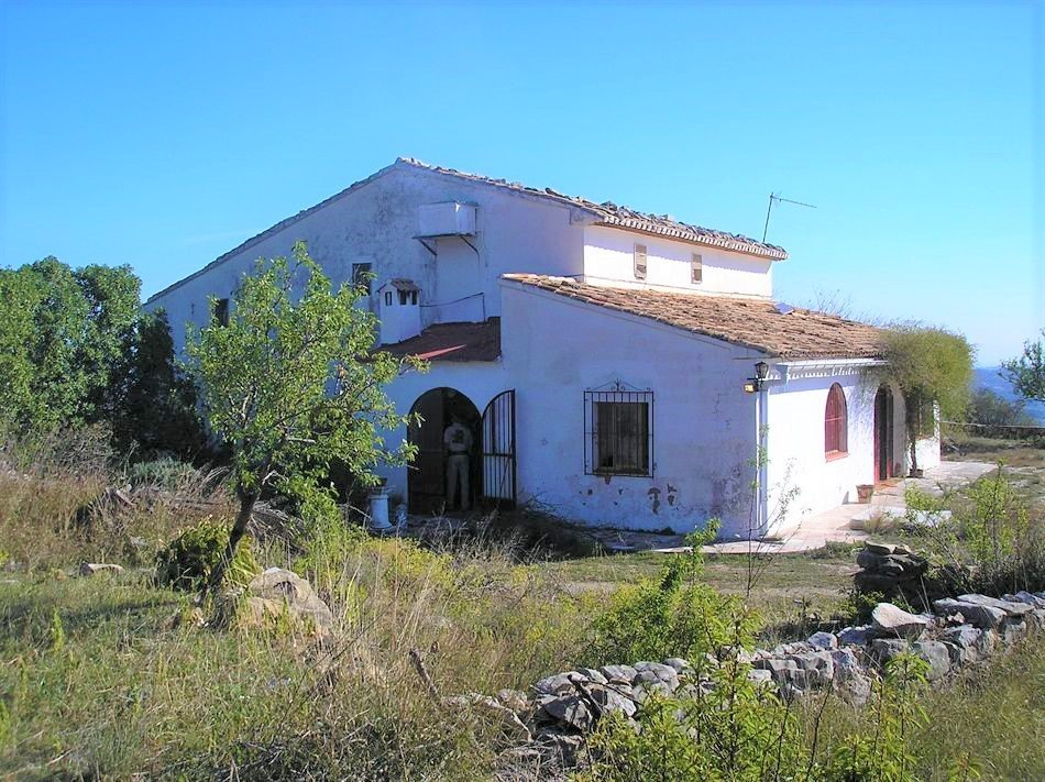 propriete-rurale en benissa · pinets 390000€