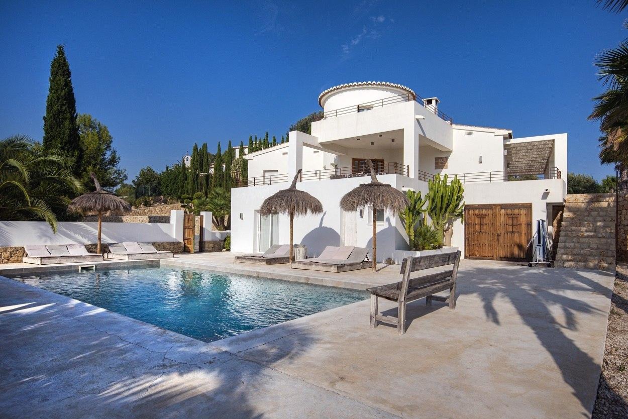 villa en benissa · pedramala 1470000€
