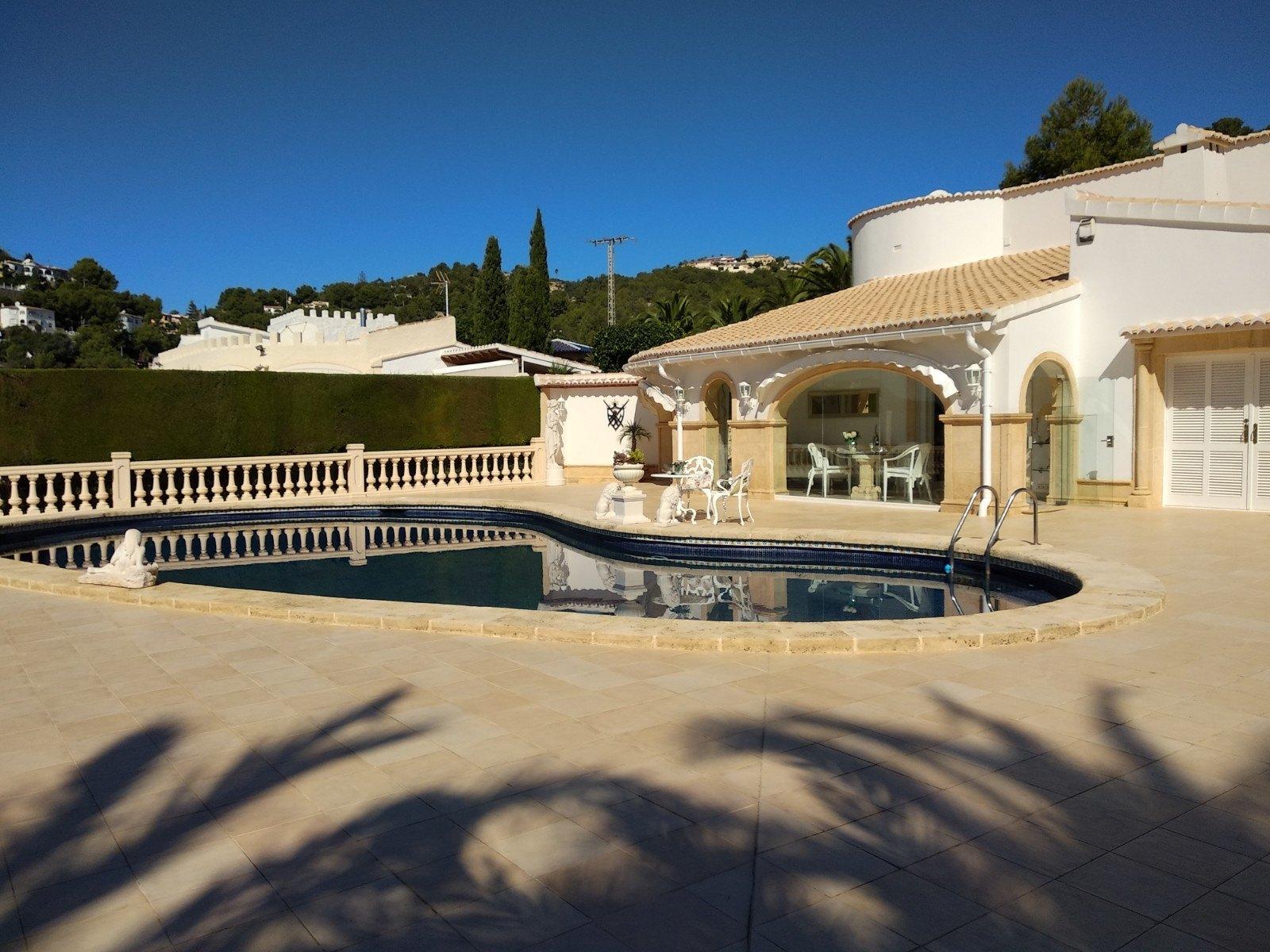 villa en benissa ·  1450000€