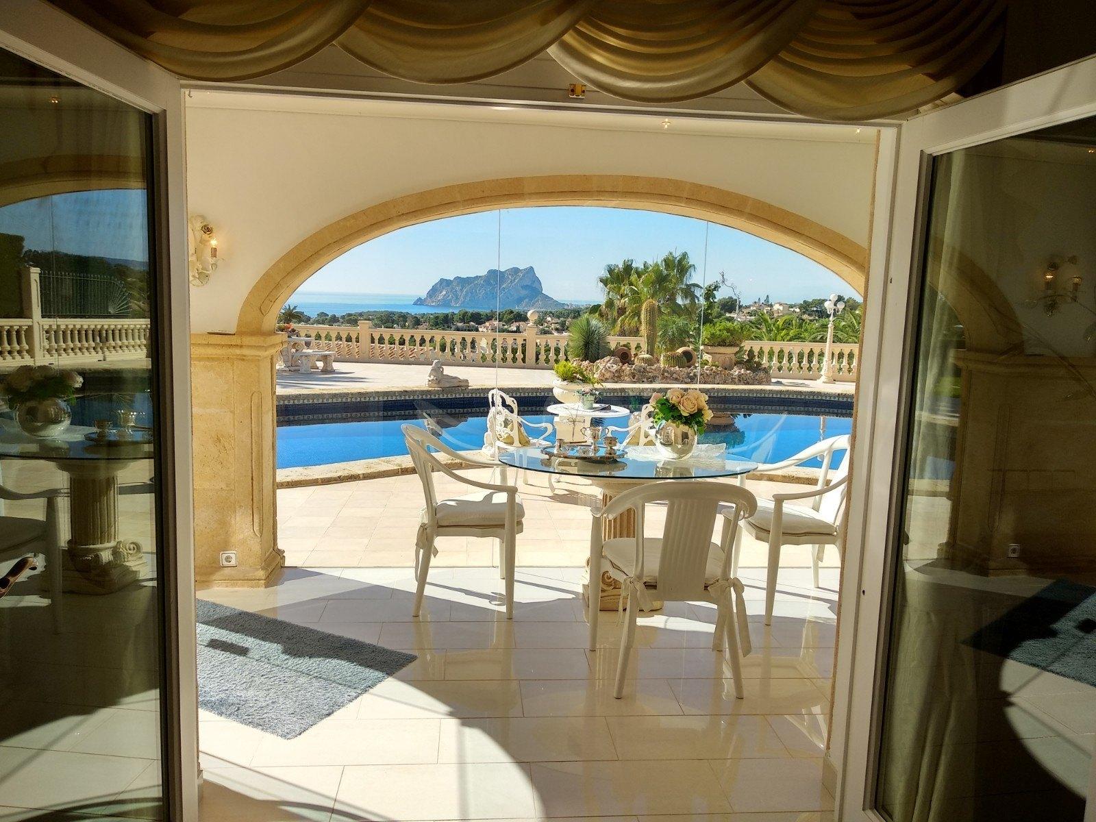 villa en benissa · san-jaime 1450000€