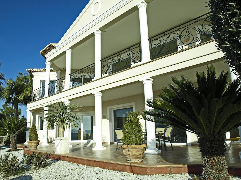 luxury-villa en moraira · paichi 1590000€