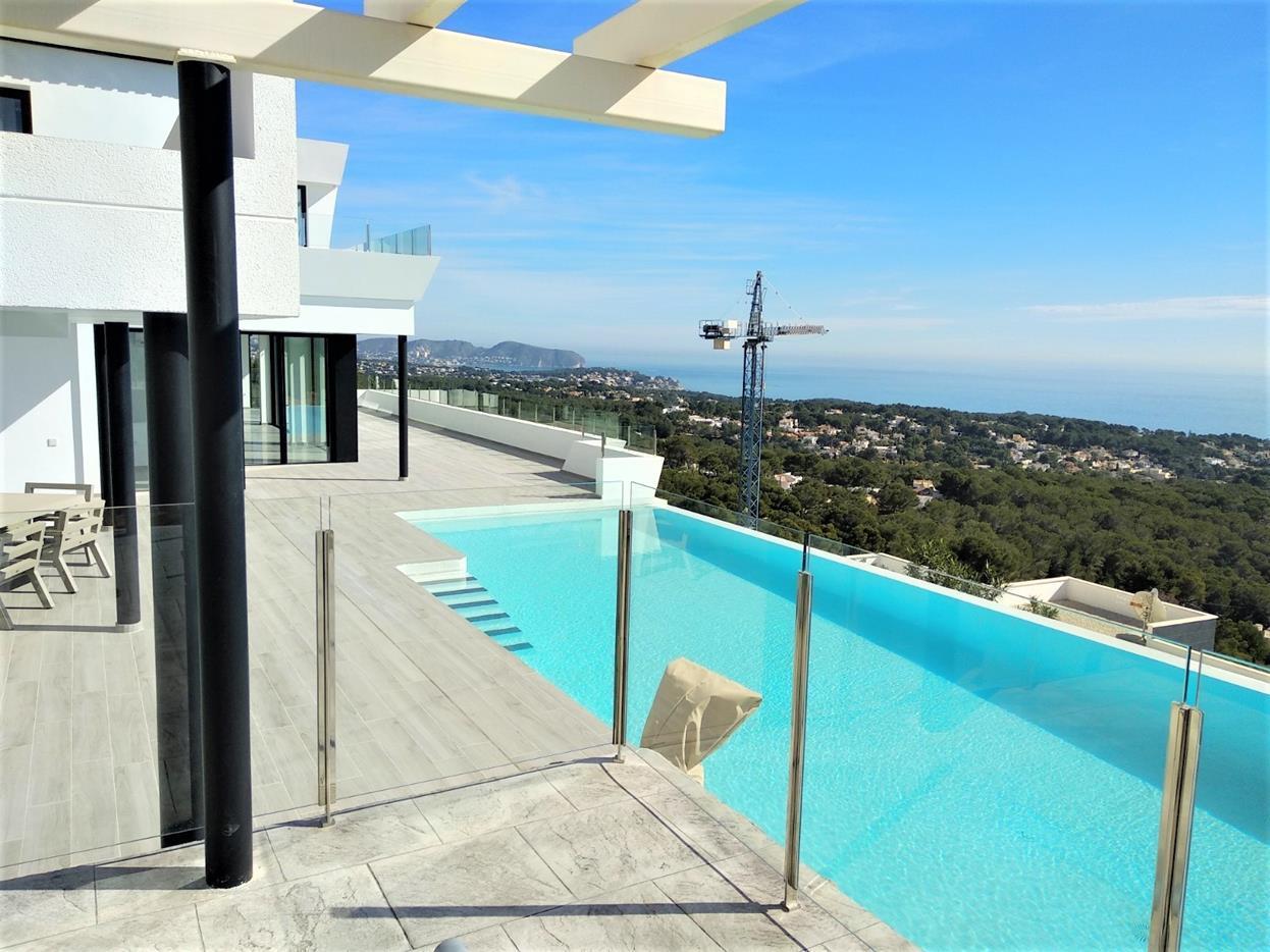 luxury-villa en benissa · raco-de-galeno 2690000€