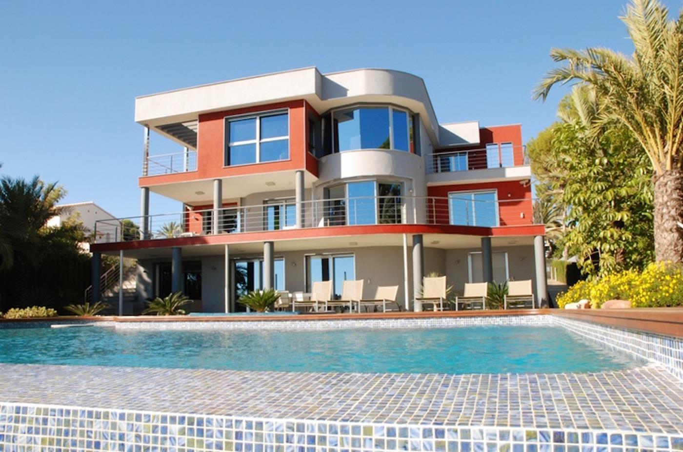 luxevilla en benissa ·  2800000€
