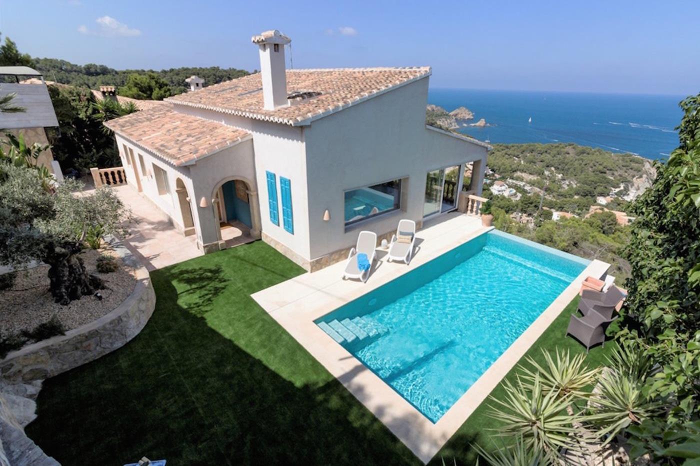 villa en javea-xabia · portichol 1850000€