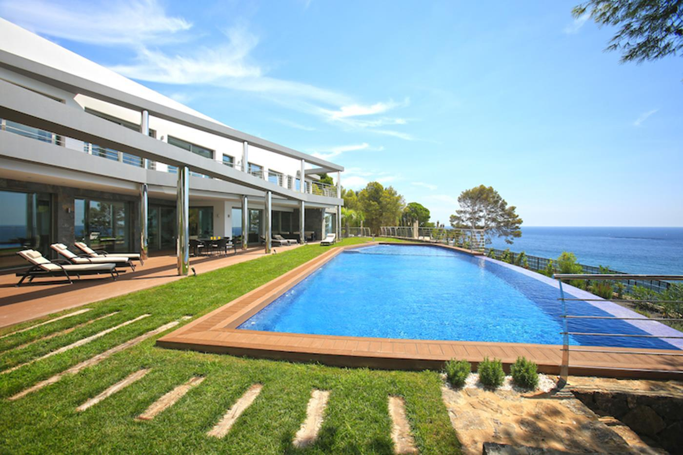 luxury-villa en altea · la-galera 5900000€