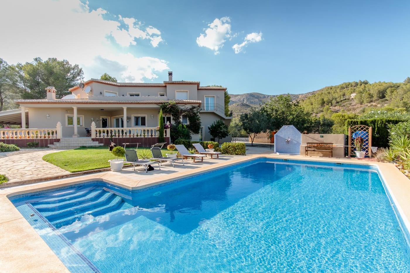 villa en lliber ·  895000€