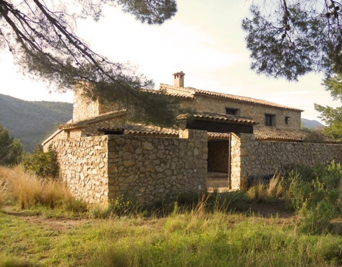 rural-property en benissa ·  375000€