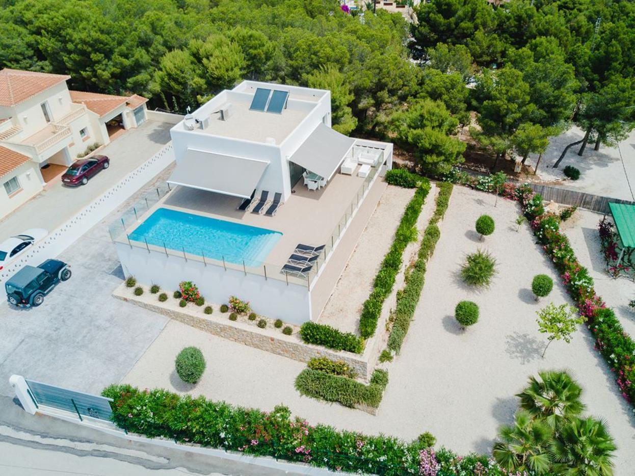 villa en moraira · san-jaime 1095000€