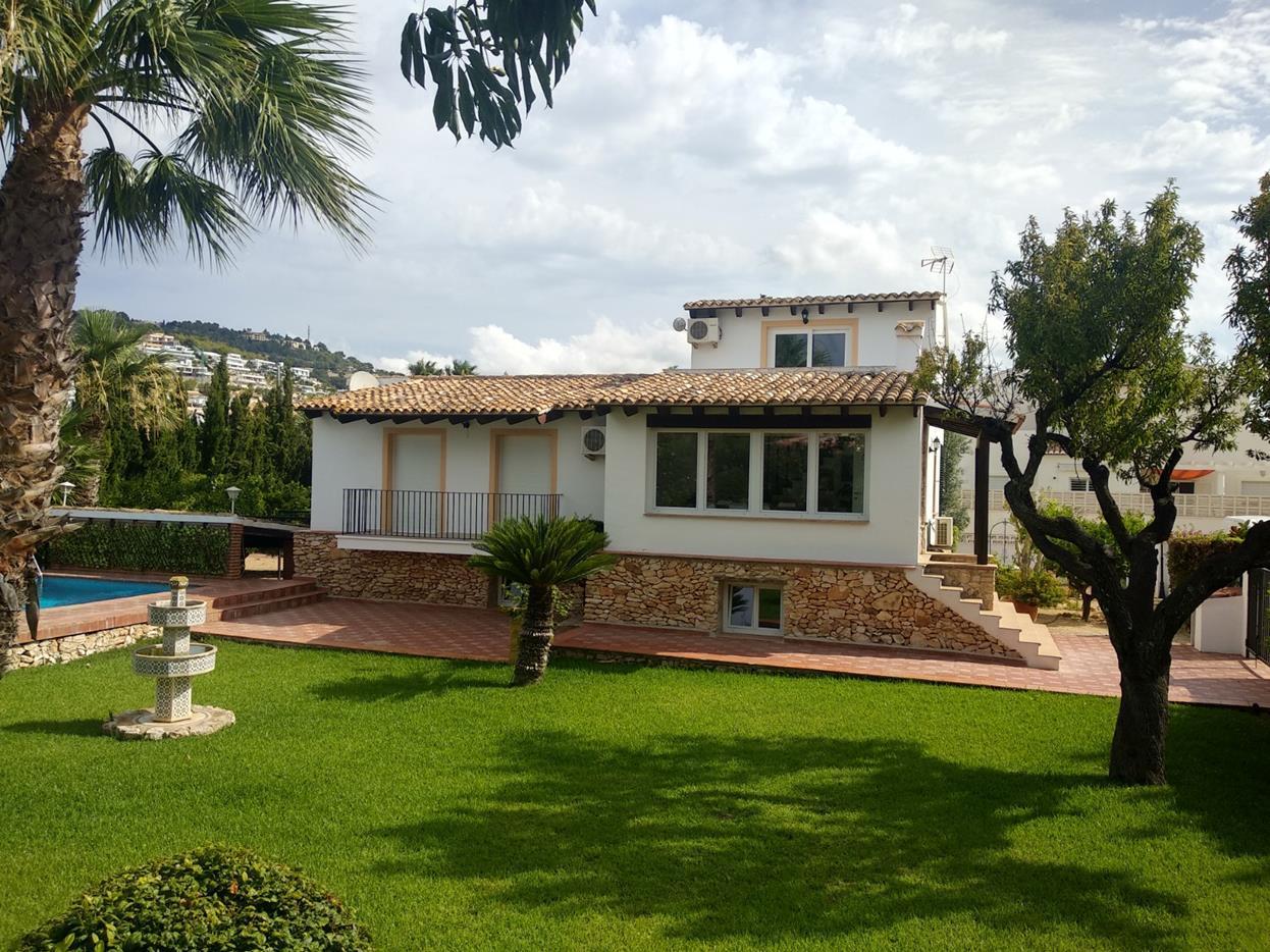 villa en calpe · 595000€