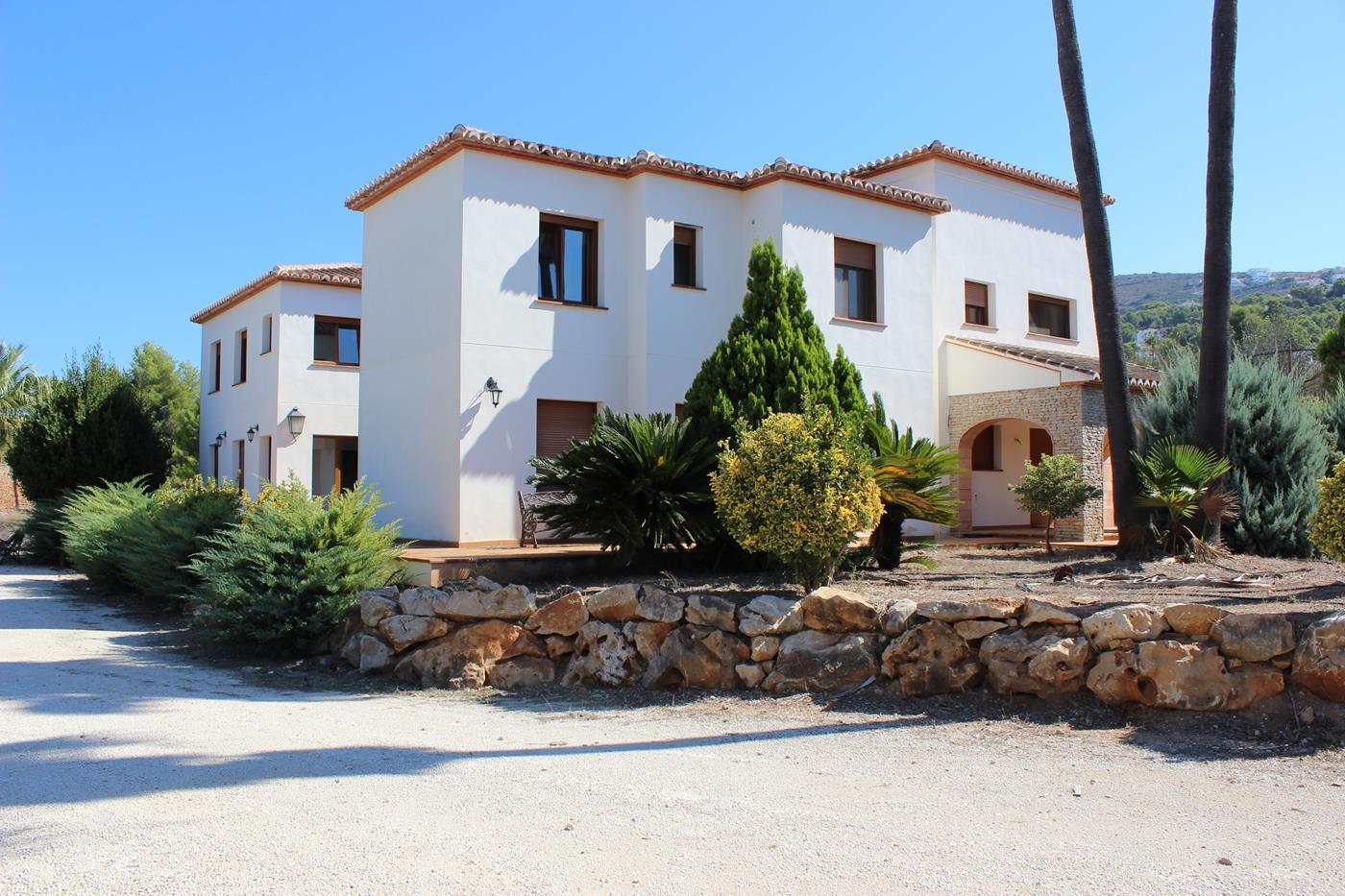 country-house en moraira · alcazar 850000€