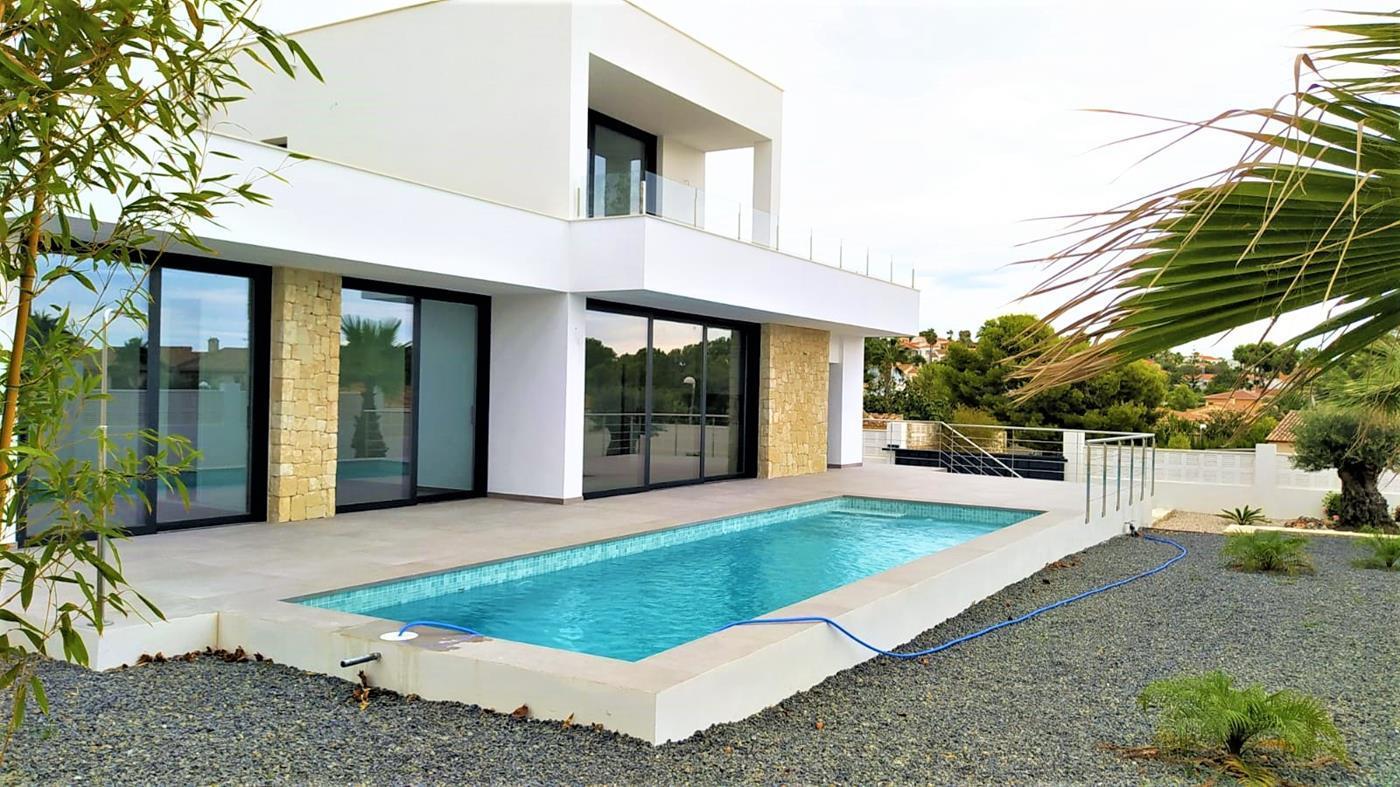 villa en calpe · merced 726000€