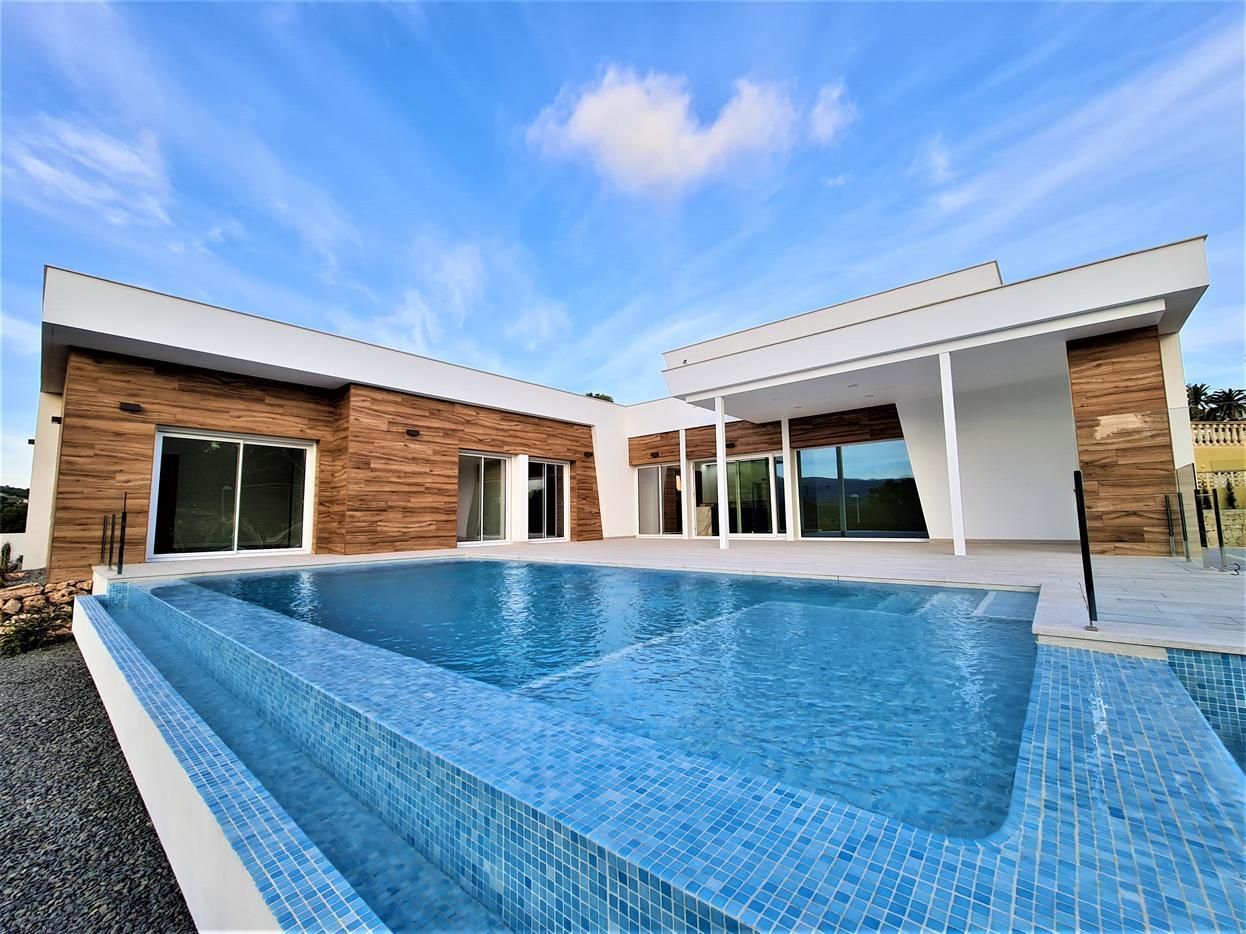 luxury-villa en calpe · cometa 795000€
