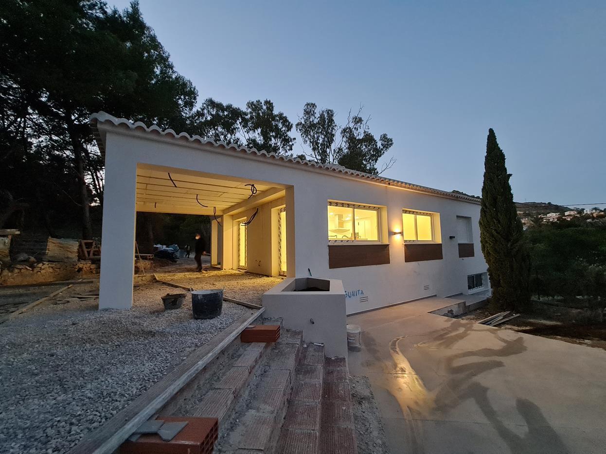 villa en calpe · puerto-blanco 995000€