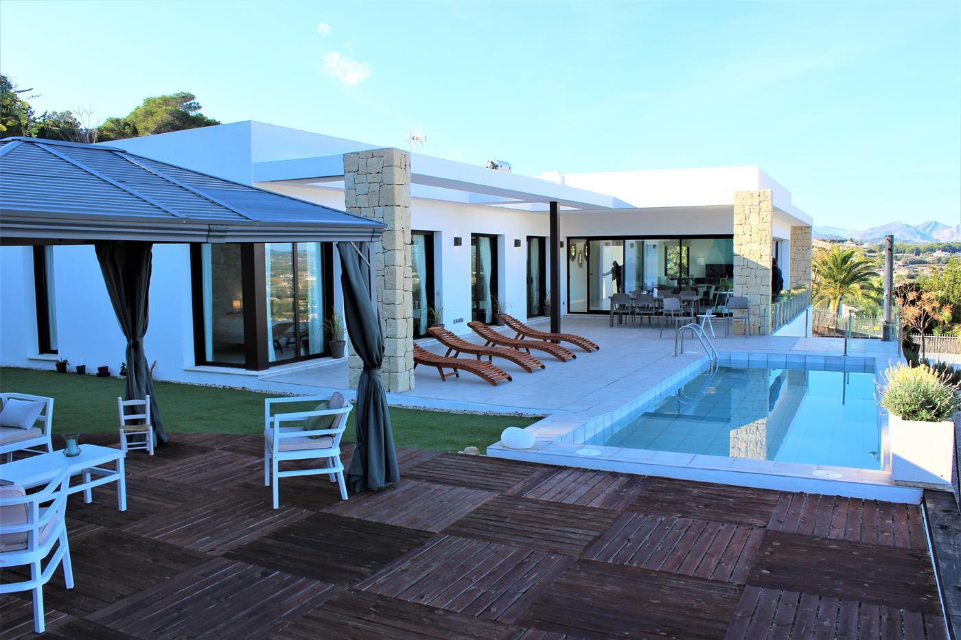 villa en javea-xabia ·  880000€